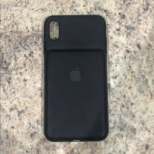IPhone XS Max Apply Charging case